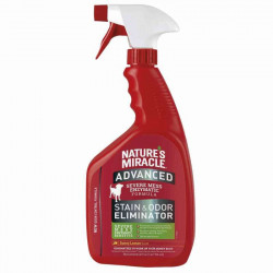 Natures Miracle Advanced Stain & Odor Remover Dog