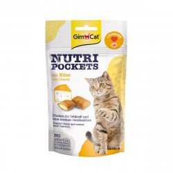Gimpet Nutri Pockets with cheese and taurine