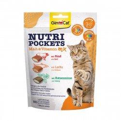 Gimpet Nutri Pockets з куркой і біотином