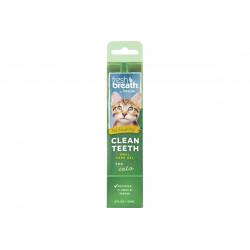 TropiClean Clean Teeth Gel для котов