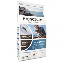 Pronature Holistic Dog Mediterranea Large Bites