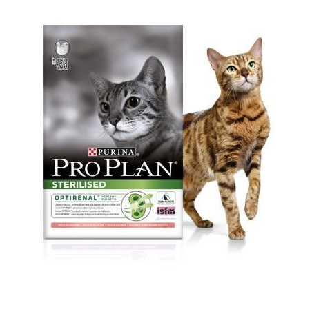 Pro Plan Cat Adult Sterelized Turkey