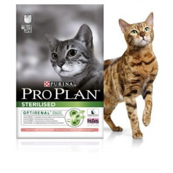 Pro Plan Cat Adult Sterelized Salmon