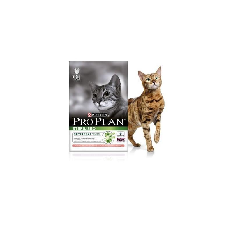 Pro Plan Cat Adult Sterelized Salmon