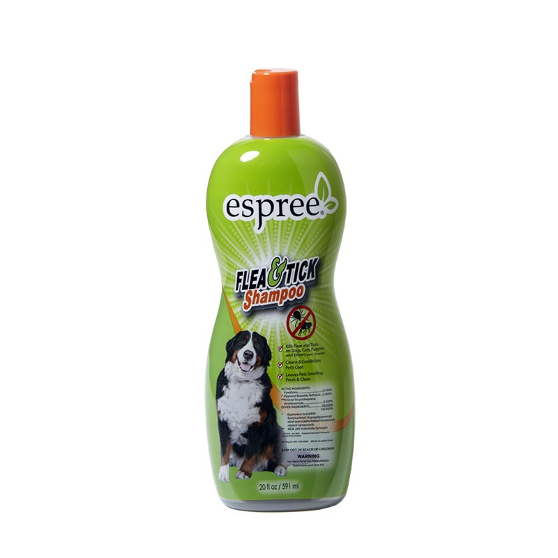 Espree Flea&Tick Oat Shampoo