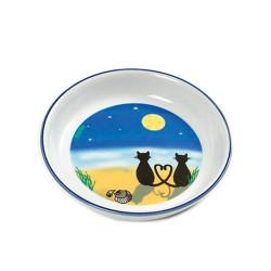 Karlie-Flamingo Cat&Moon, керамика