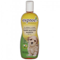 Espree Puppy and Kitten Shampoo (1:16)