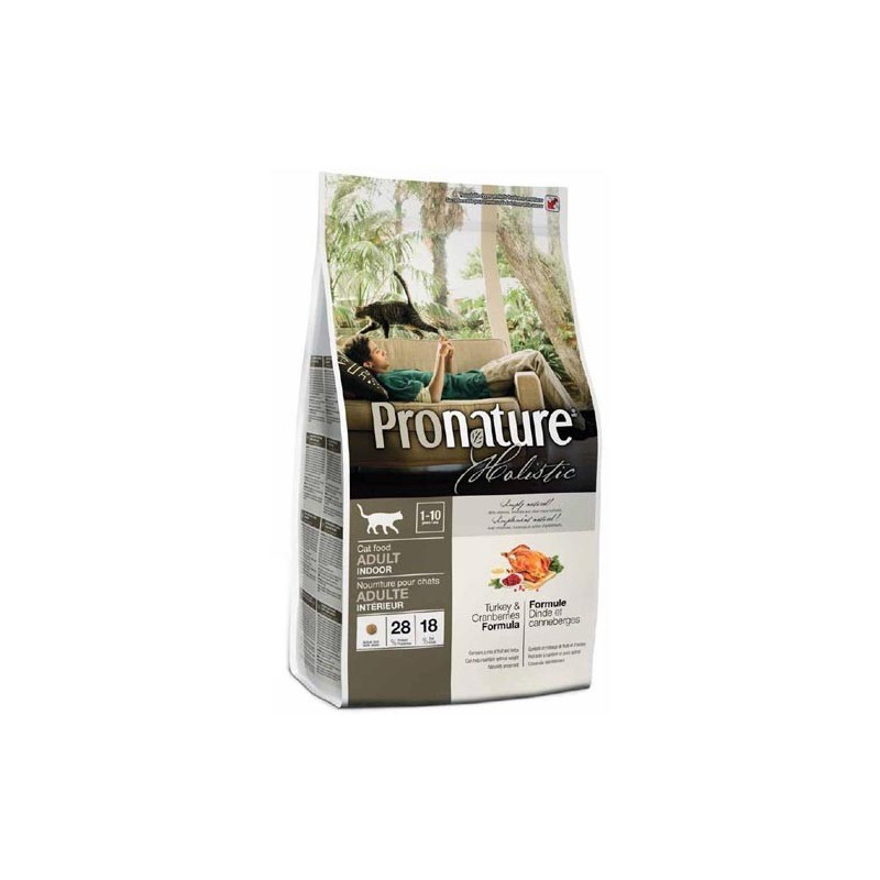 Pronature Holistic Cat Turkey & Cranberries