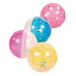 Trixie Набор мячиков с погремушкой